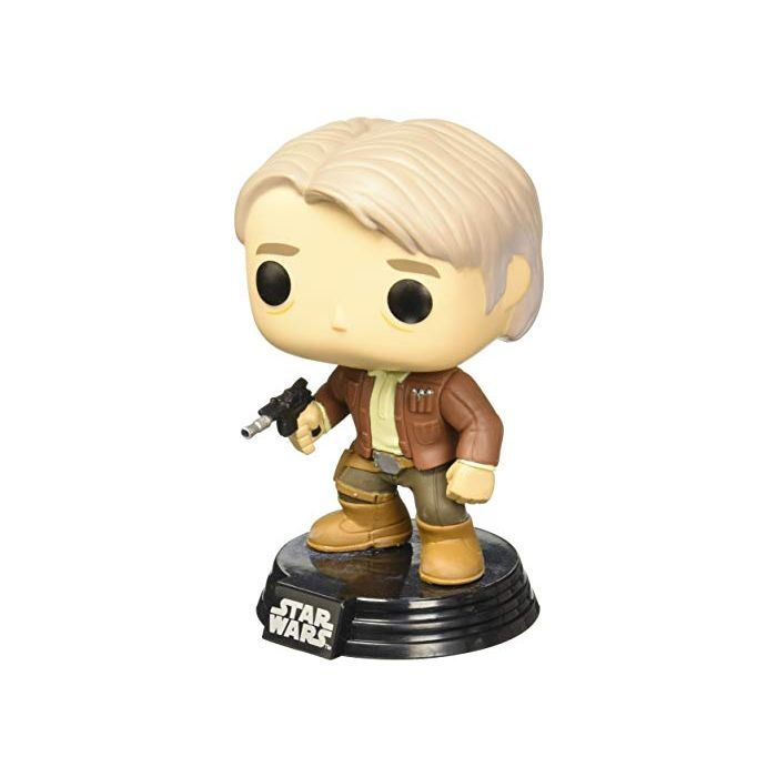 Funko POP Star Wars: Episode 7 Han Solo (New)