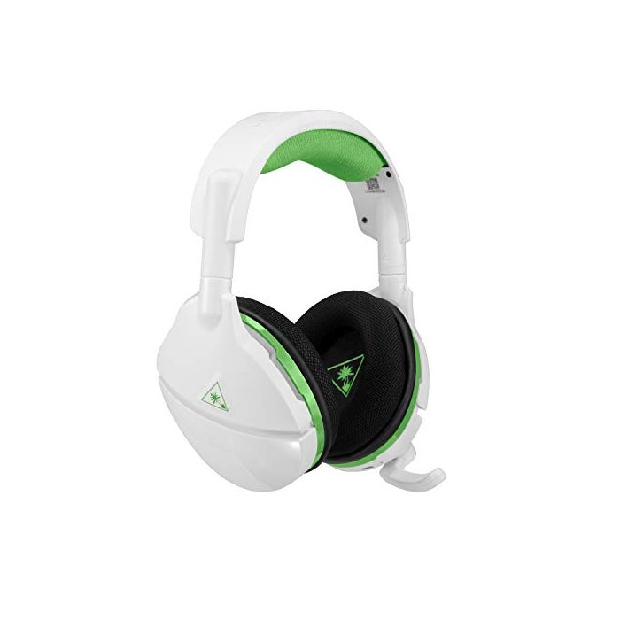 Turtle Beach Stealth 600 White Wireless Surround Sound Gaming Headset for Xbox One (New)