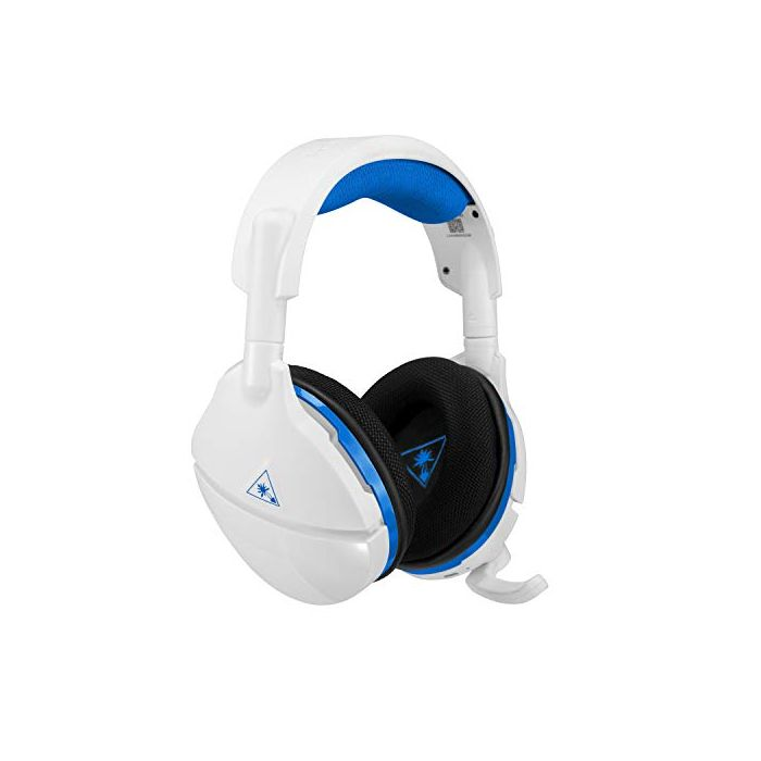 Turtle Beach Stealth 600 White Wireless Surround Sound Gaming Headset for PS4 (New)