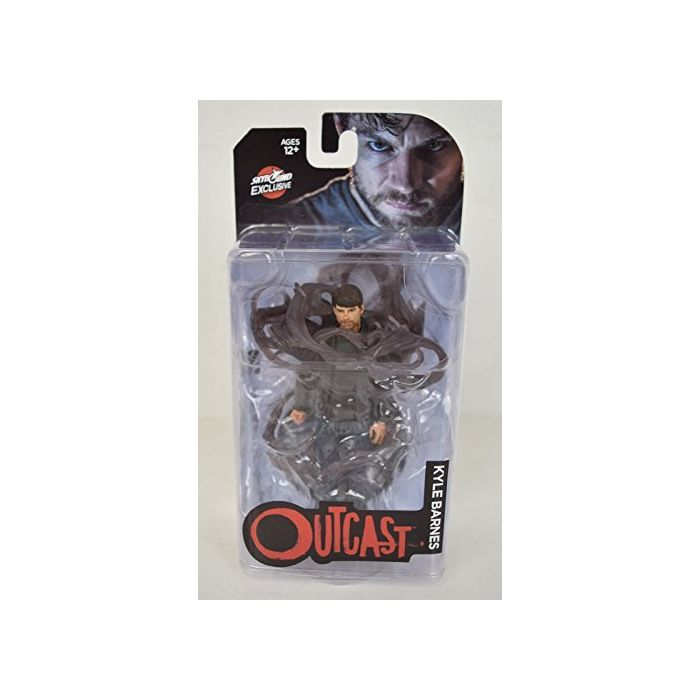 OutCast Kyle Barnes Action Figure (Bloody) (New)