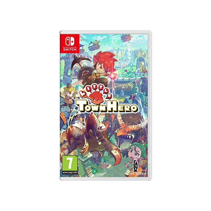 Little Town Hero Big Idea Edition (Nintendo Switch) (New)
