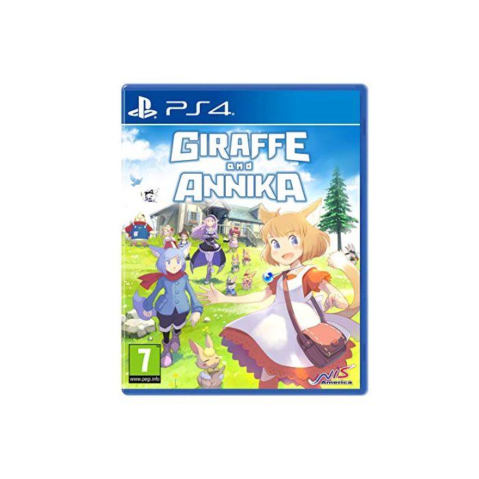 Giraffe and Annika Musical Mayhem Edition/PS4 (New)