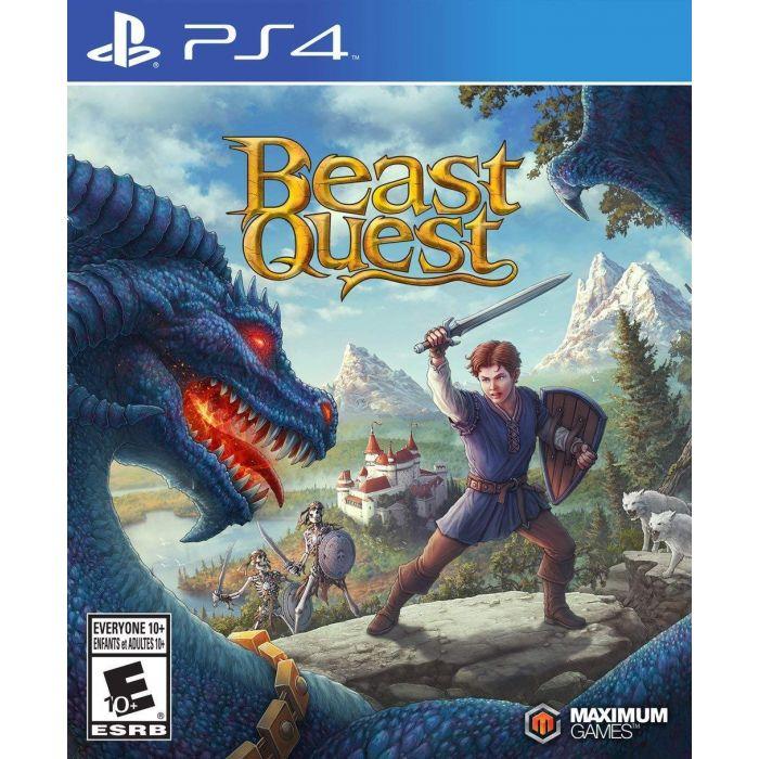 Beast Quest (PS4) (US Import) (New)