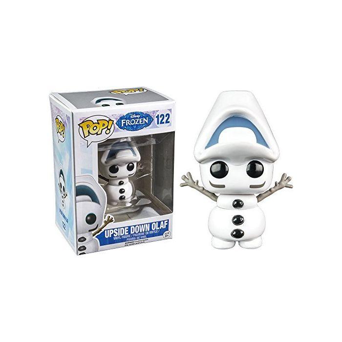 Upside Down Olaf (Disney Frozen) Funko Pop! Vinyl Figure (New)