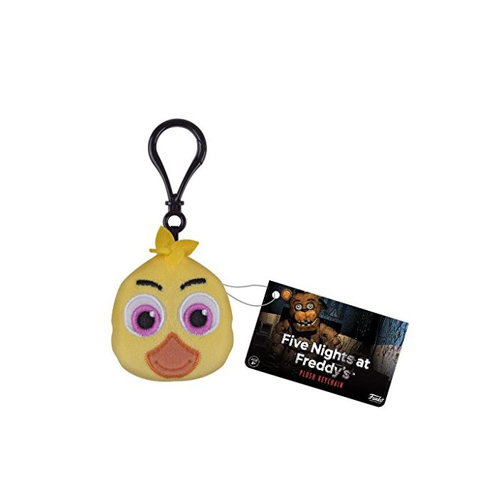 Five Nights at Freddys Plush Keychain - Chica the Chicken (New)