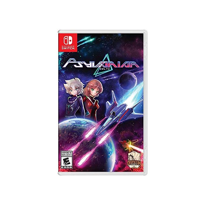 Psyvariar Delta for Nintendo Switch (New)