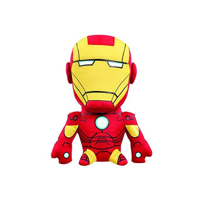 Unbekannt Marvel–Iron Man AVG02313–Medium Plush with Sound–17cm (New)