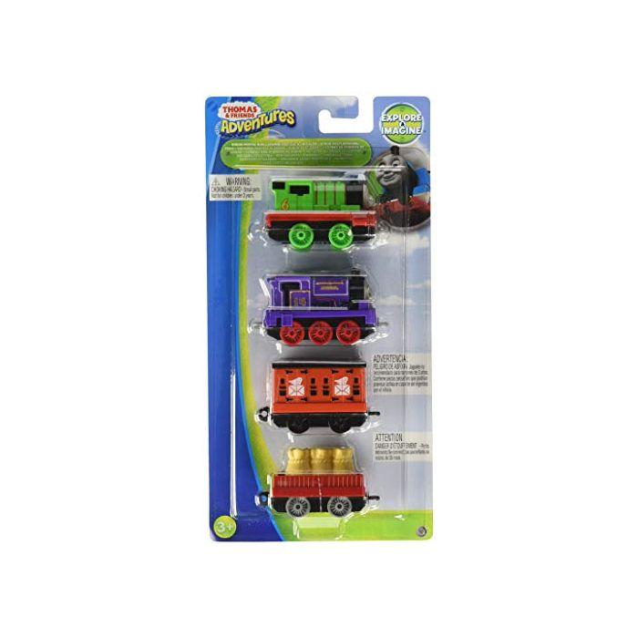 Thomas Adventures Multi Pack Engine Sodor Postal Run (New)