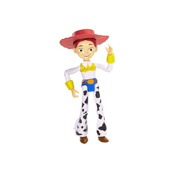 Mattel Toy Story 4 - Jessie Basic Poseable Figure (18cm) (GDP70) (New)