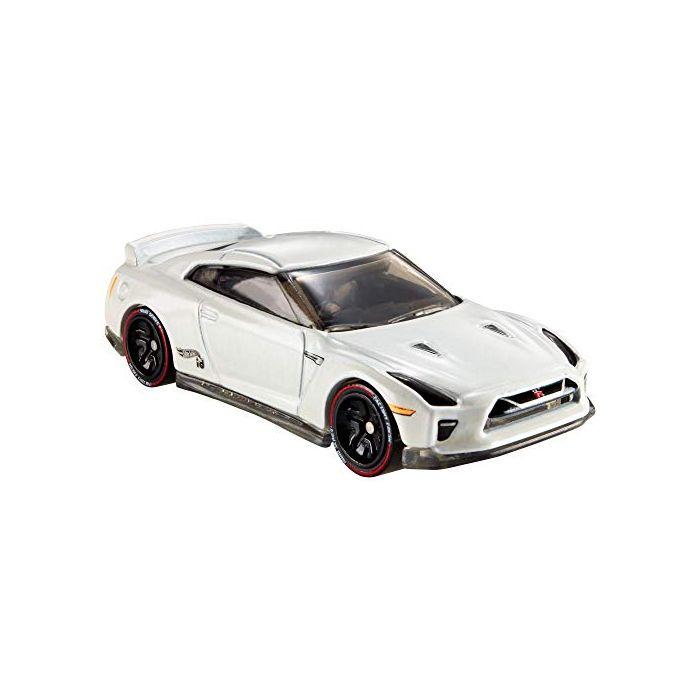 Hot Wheels ID 17 Nissan GTR R35 (New)