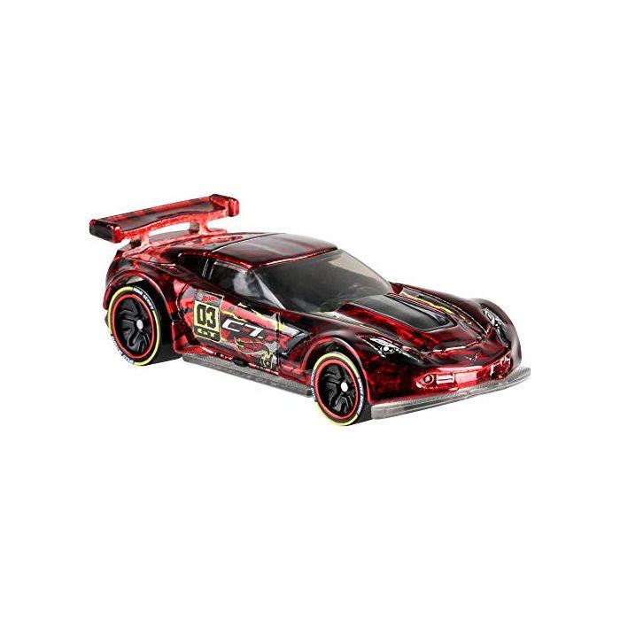 Hot Wheels ID Corvette C7R (New)