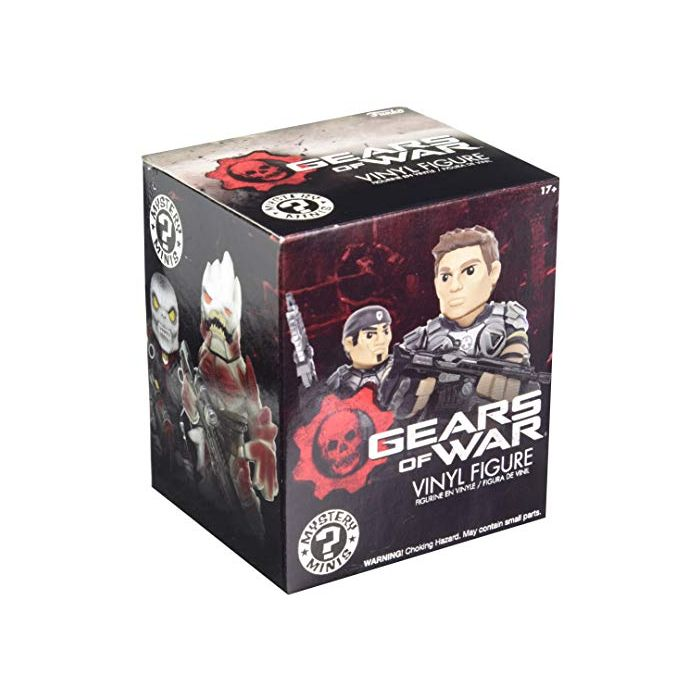 Funko 11356 Gears of War Mystery Minis Vinyl Figure Random Selection (New)