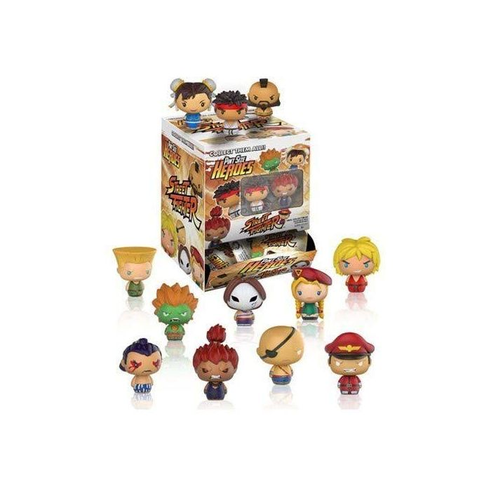 Funko 13139-PS-1MT Pint Size Hero: Street Fighter zzCOULD NOT FIND Collectible Figure, Multi (New)