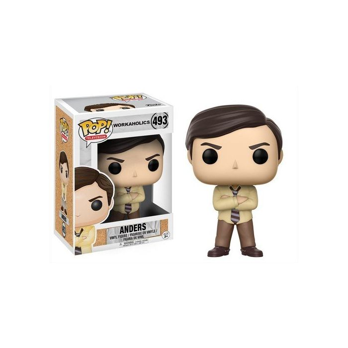 FUNKO POP! TELEVISION: Workaholics - Anders (New)