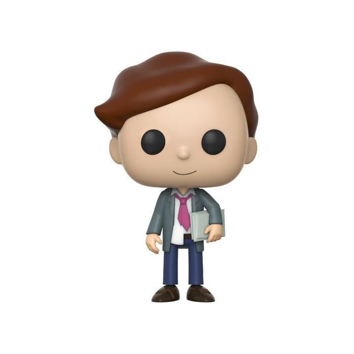 Funko Pop Animation: Rick Lawyer Morty Collectible Figure (New)