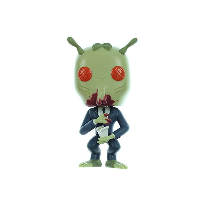 Funko 28449 Pop Animation Rick and Morty Cornvelious Daniel (New)