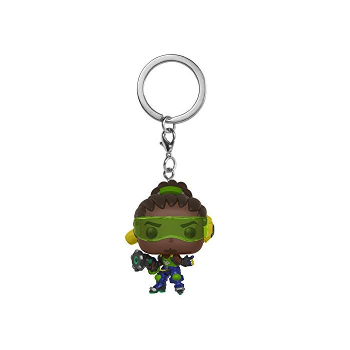 Funko 32796 Pocket POP Keychain: Overwatch: Lucio, Multi (New)