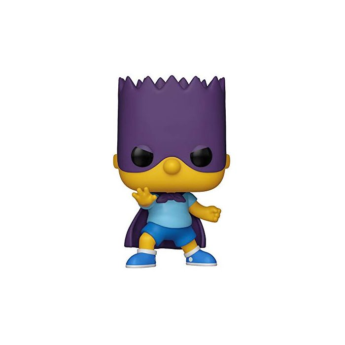 Funko POP Animation: Simpsons - Bart-Bartman (New)
