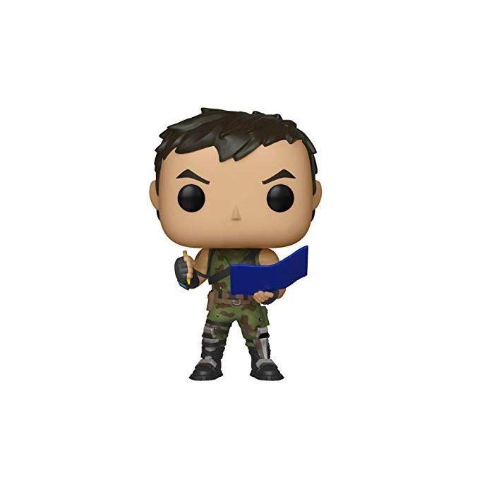 FUNKO POP! GAMES: Fortnite - High Rise Assault Trooper (New)