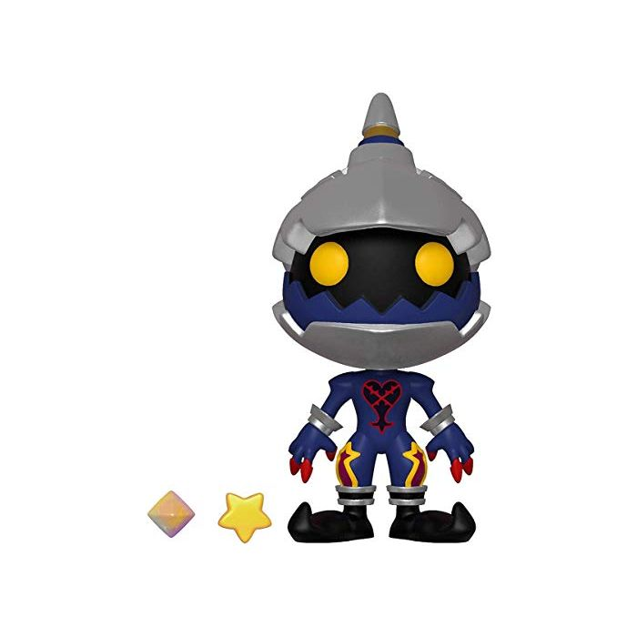 Funko 34566 5 Star: Kingdom Hearts 3: Soldier Heartless, Multi (New)
