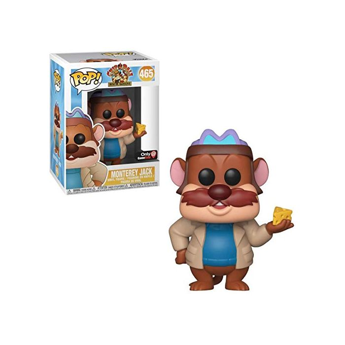 Funko 34823 Pop! Disney: Chip 'N Dale - Monterey Jack (Special Edition) #465 (New)