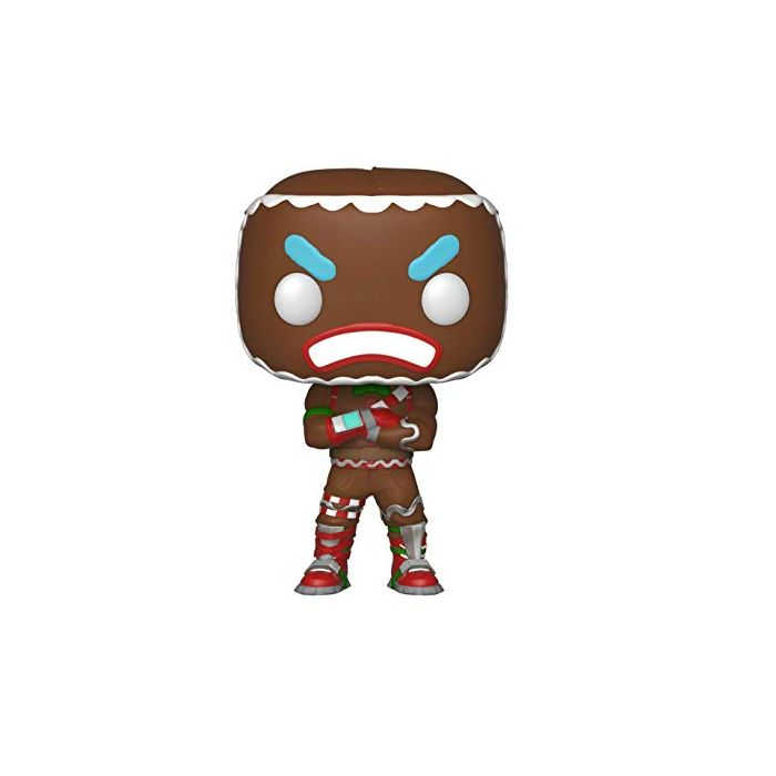 Funko 34880 POP Vinyl: Fortnite: Merry Marauder, Multi (New)