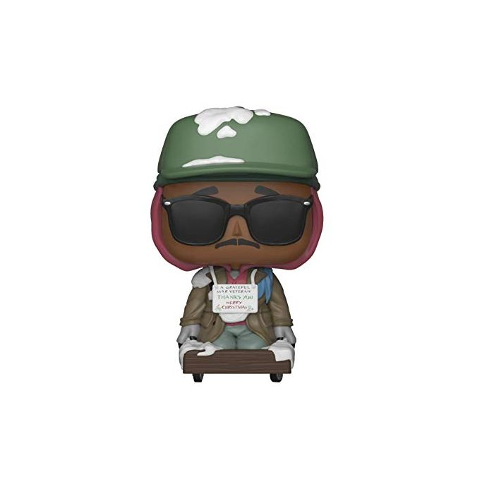 Funko 34887 POP Vinyl: Trading Places: Billy Ray on Cart, Multi (New)
