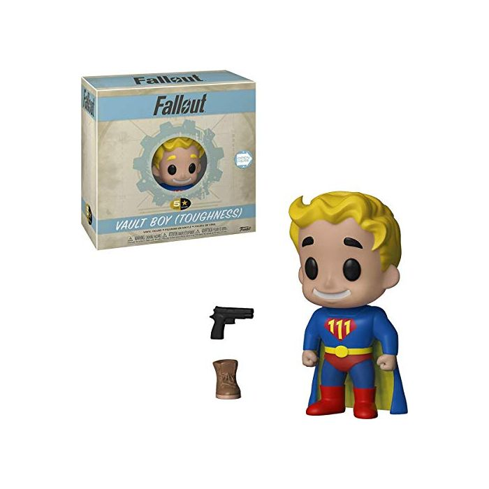 Funko 35788 5 Star: Fallout S2: Vault Boy (Toughness), Multi (New)