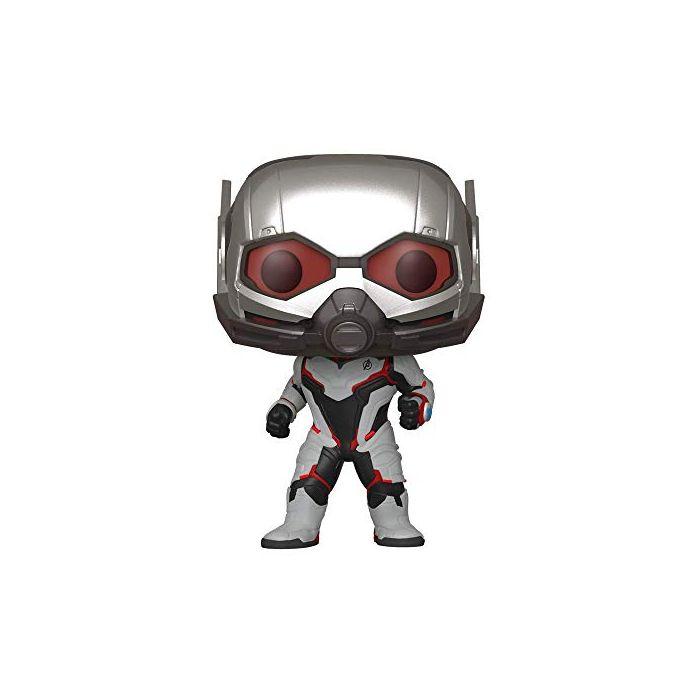 Funko 36666 POP Bobble: Avengers Endgame: Ant-Man, Multi (New)