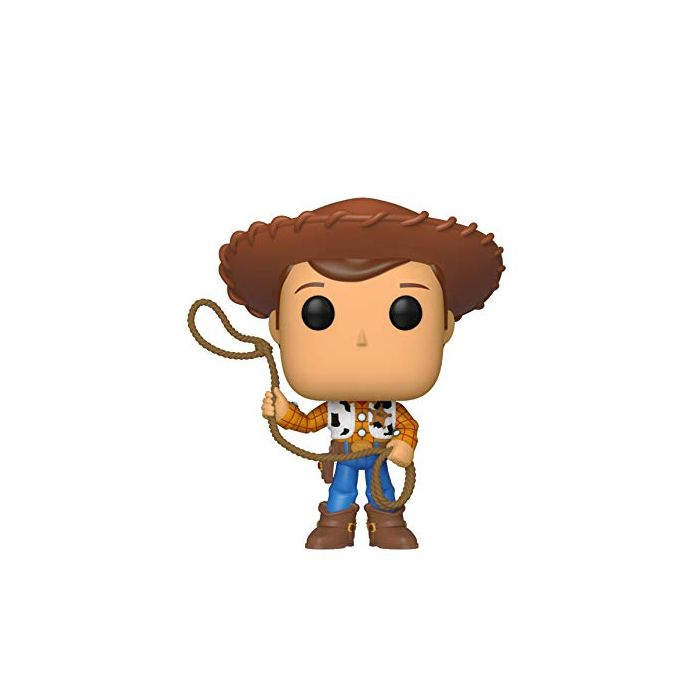 Funko 37383 POP. Vinyl: Disney: Toy Story 4: Woody Collectible Figure, Multicolour (New)
