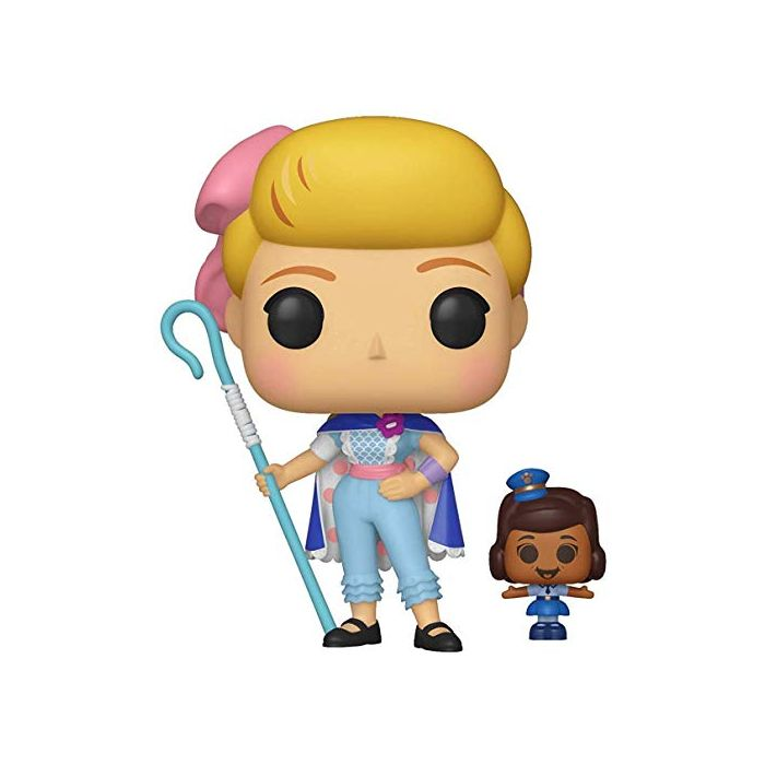 Funko 37391 Vinyl: Disney: Toy Story: POP Bo Peep With Officer Giggles McDimples Collectible Figure (New)