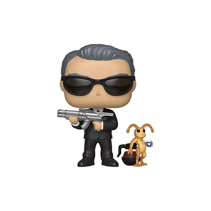 Funko 37707 POP & Buddy: Men in Black-Agent K and Neeble Collectible Figure, Multicolor (New)