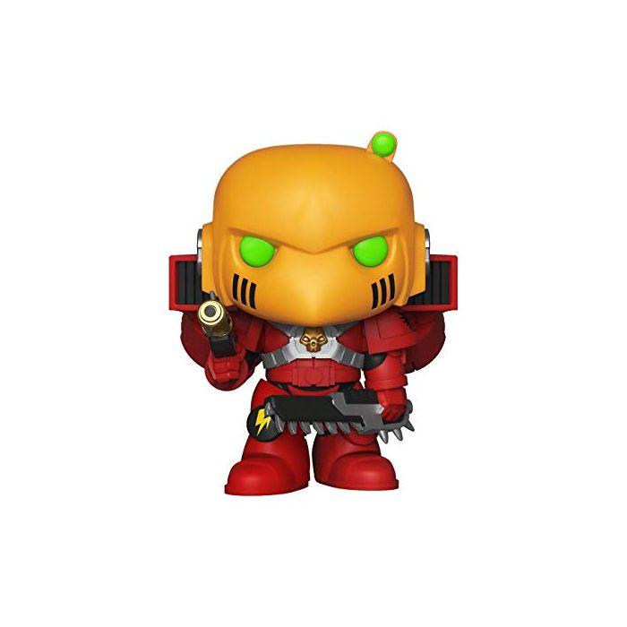 FUNKO POP! GAMES: Warhammer - Blood Angels Assault Marine (New)