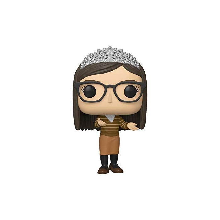 Funko 38581 POP TV: Big Bang Theory-Amy Collectible Figure, Multicolor (New)