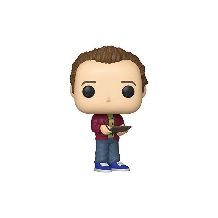 Funko 38583 POP TV: Big Bang Theory-Stuart Collectible Figure, Multicolor (New)