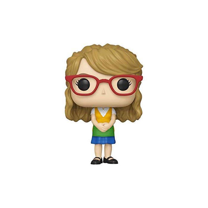 Funko 38585 POP TV: Big Bang Theory-Bernadette Collectible Figure, Multicolor (New)
