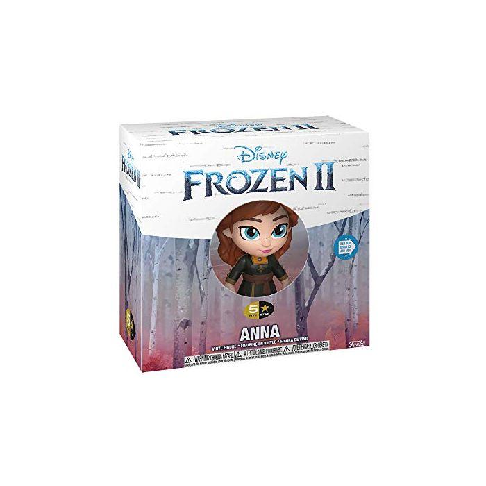 Funko 41723 5 Star: Disney Frozen 2 - Anna Collectible Figure, Multicolour (New)