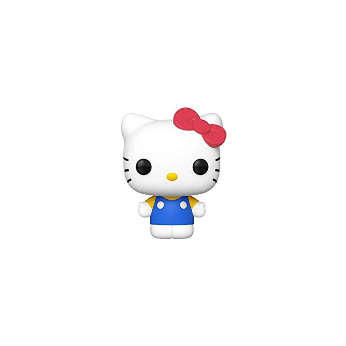 Funko 43461 POP. Vinyl Sanrio: Hello Kitty-HK (Classic) (CLSC) Collectible Figure, Multicolour (New)