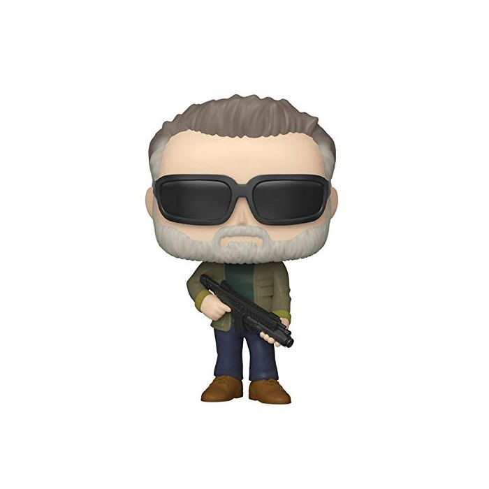 Funko 43500 POP Movies Fate-T-800 Terminator Dark Fate T-800 Collectible Figure, Multicolour (New)