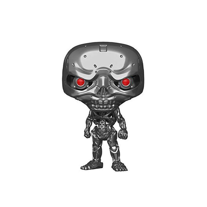 Funko 43503 POP Movies: Terminator Dark Fate-REV-9 Collectible Figure, Multicolour (New)