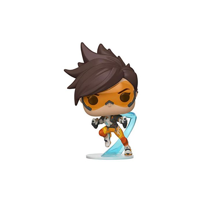 Funko 44222 POP Overwatch-Tracer Brier 1 Collectible Figure, Multicolour (New)