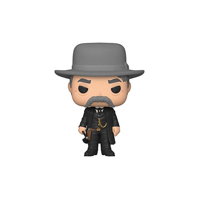 Funko 45376 POP Movies: Tombstone - Virgil Earp Collectible Toy, Multicolour (New)