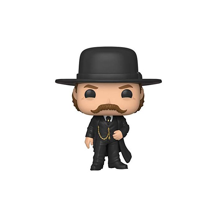 Funko 45377 POP Movies: Tombstone - Wyatt Earp Collectible Toy, Multicolour (New)