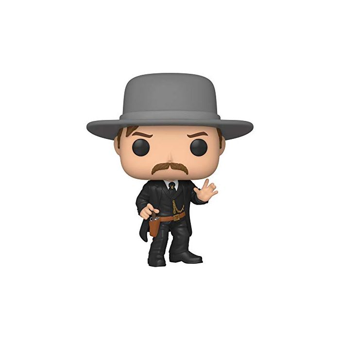 Funko 45378 POP Movies: Tombstone - Morgan Earp Collectible Toy, Multicolour (New)
