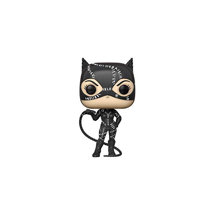 Funko 47707 POP Heroes: Batman Returns-Catwoman Collectible Toy, Multicolour (New)