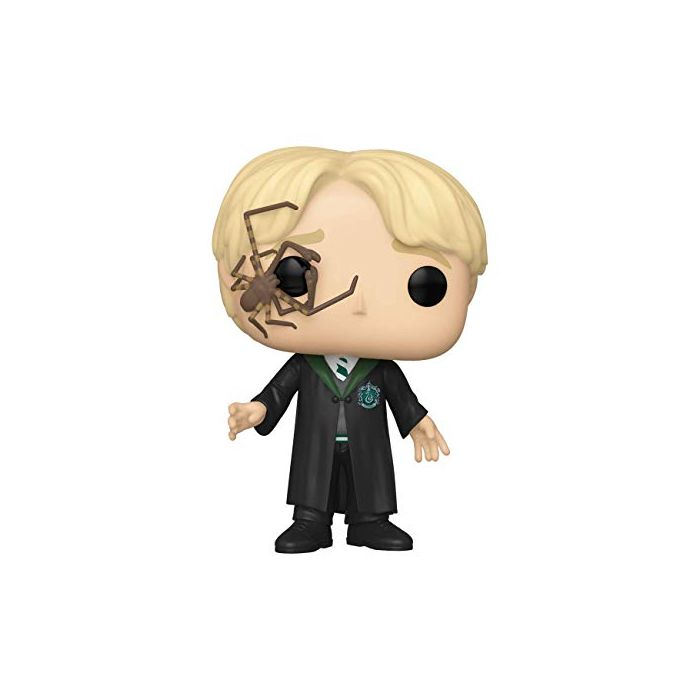 Funko 48069 POP Harry Potter-Malfoy w/Whip Spider Collectible Toy, Multicolour (New)