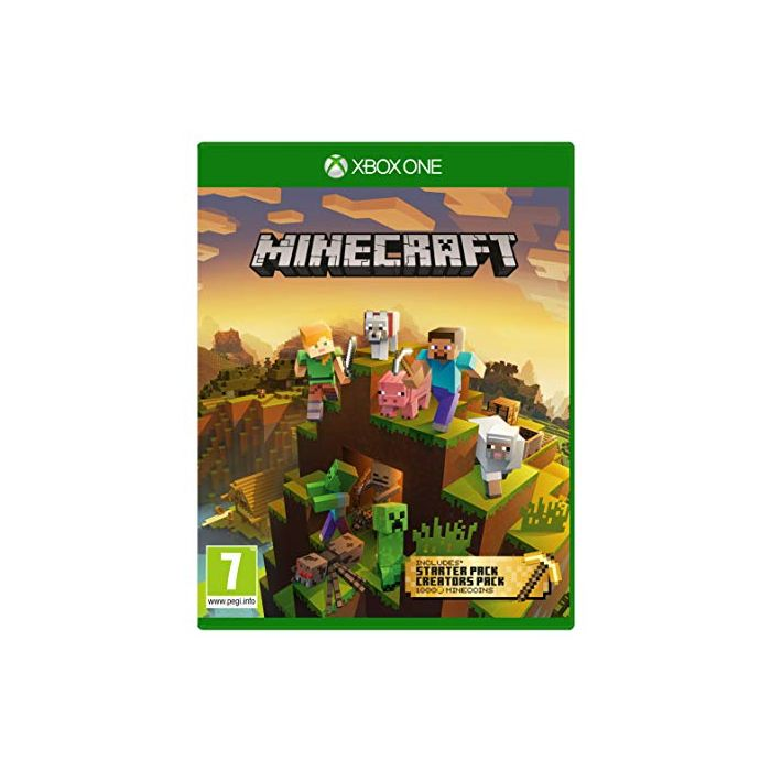 Minecraft Master Collection (Xbox One) (New)