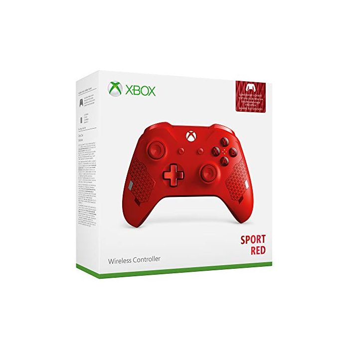 Xbox Wireless Controller - Sport Red Special Edition (Xbox One) (New)