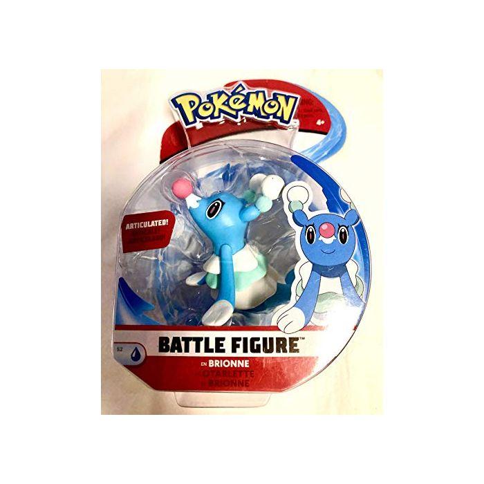 "Pokemon Brionne Articulated Battle Figure 4"" (New)"