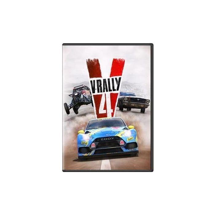 V-Rally 4 (PC DVD) (New)